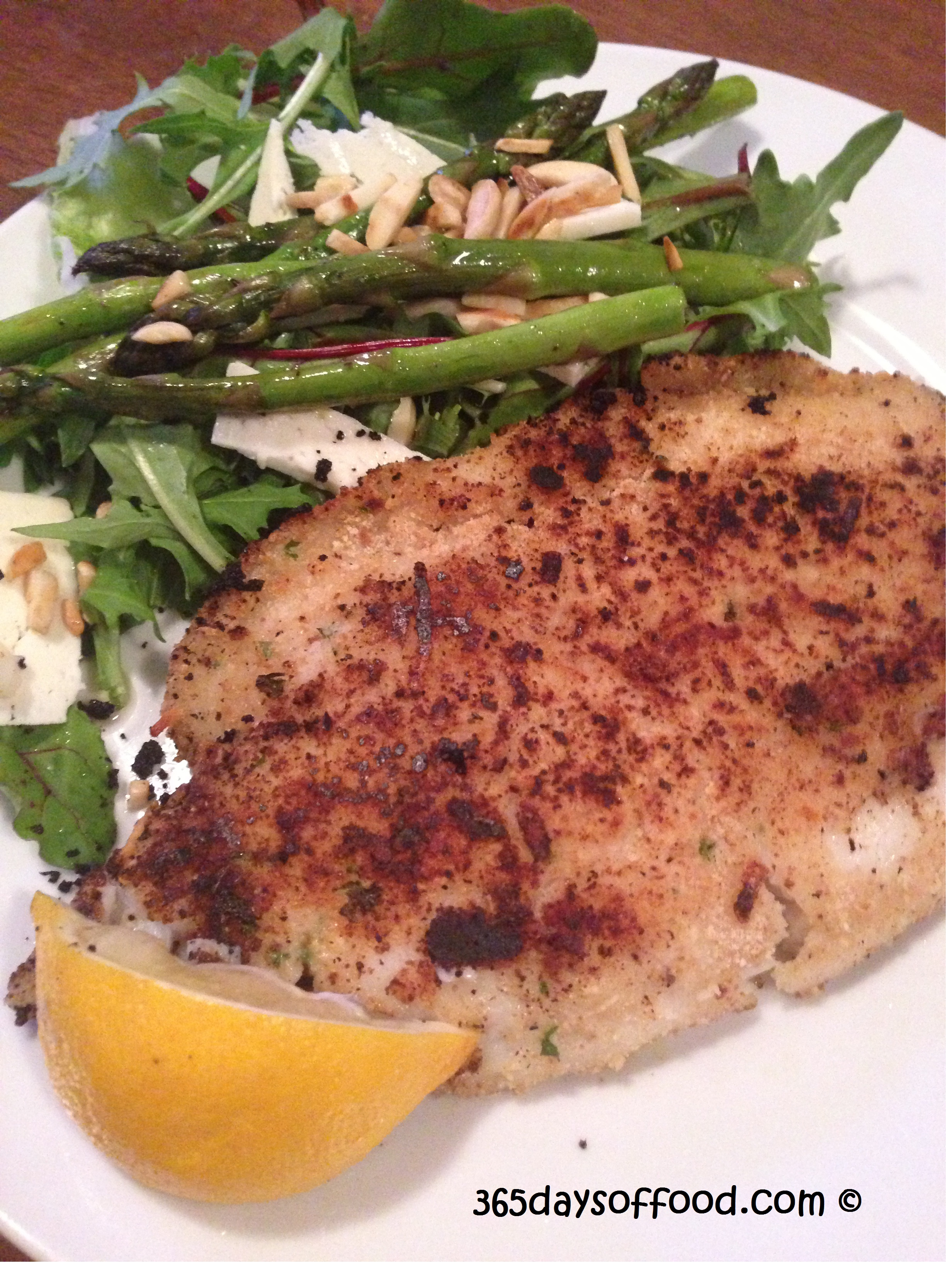 how to cook crumbed fish fillets